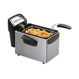 Presto 05462 Digital ProFry Immersion-Element 9-Cup Deep Fry