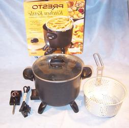 Presto 06006 Kitchen Kettle Electric Multi Cooker Roaster St
