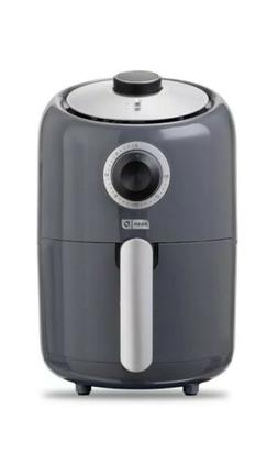 NEW Dash 900W 1.2qt Single Basket Compact Air Fryer - Gray