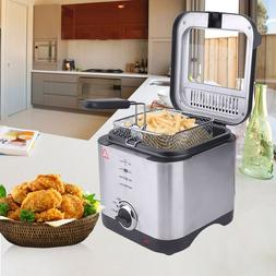 1.5L Electric <font><b>Deep</b></font> Fat <font><b>Fryer</b
