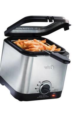 Oster 1.5qt Deep Fryer - Stainless Steel CKSTDF102