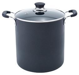 T-Fal 12Qt Stock Pot, 1 ea