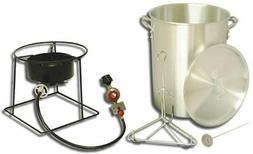 King Kooker 12RTF - 29 Qt. Outdoor Deep Fryer Package