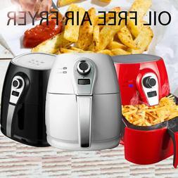 1400W 4.2L Non-Stick Air Technology Low Fat Deep Fryer Healt