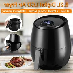 1400W 5.2L Multifunction Air <font><b>Fryer</b></font> Chick