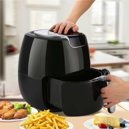 1800W Electric Deep Fryer Non-stick 8 Presets 6.5L Air Fryer
