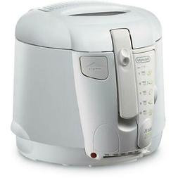 DELONGHI 2.2 lbs. Roto Deep Fryer with Cool Touch Handles, A