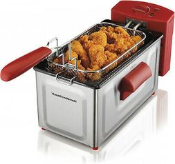 Hamilton Beach 2 Liter Professional Deep Fryer Model# 35326