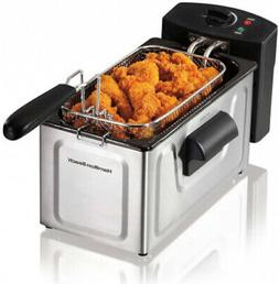 Hamilton Beach 2-Liter Professional Deep Fryer, Top Seller *