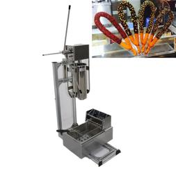 2019 New design lower prices 5L Capacity Commerical churros