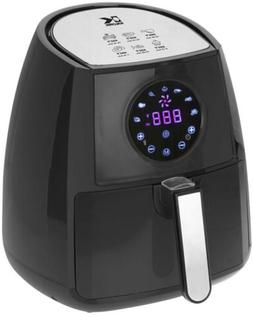 3.2qt Digital Temperature Control Dishwasher Safe Airfryer D
