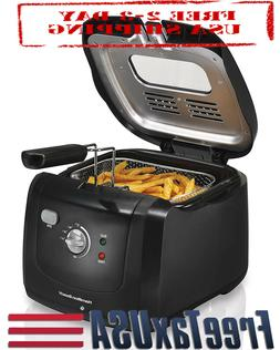 Deep Fryer, Cool Touch With Basket, 2 Liter Oil Capacity, E