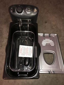 Hamilton Beach 35033 12 Cup Oil Capacity Deep Fryer - No Box