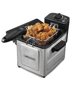 Proctor Silex 35041 Deep Fryer, With Basket, 1.5 Liter Oil C