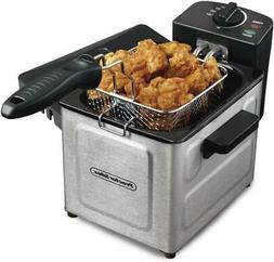 Proctor Silex  Deep Fryer, With Basket, 1.5 Liter Oil Capaci