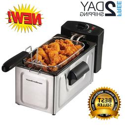 Hamilton Beach 35200 Deep Fryer - 1500W