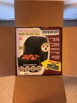 NuWave 3QT Electric Cooking Kitchen Digital Air Deep Fryer