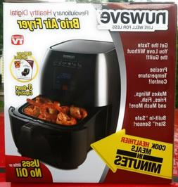 NuWave 3QT Electric Cooking Kitchen Digital Air Deep Fryer