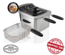 Farberware 4L Home Deep Fryer Electric Countertop Wings Frie