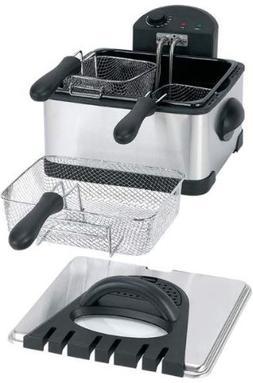 Maxam 4Qt Electric Deep Fryer