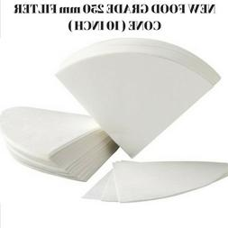 50 PCS OIL FILTER CONES PAPER 10 INCH REGULAR - 250 MM CHIP