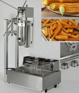 5L Capactity Manual Churros Machine plus Working Stand and 1