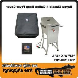 Bayou Classic 700-701 4 Gallon Deep Fryer Cover Made in the