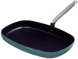 Matfer Bourgeat 908538 Rectangular Fish Frying Pan