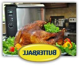 Butterball Digital Electric Extra Large  Turkey Fryer Stainl