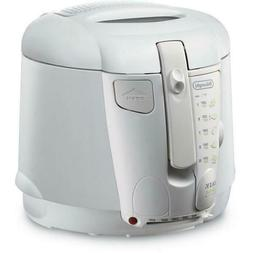 Delonghi - 2l Deep Fryer - White