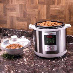 Rosewill Programmable Pressure Cooker 6Qt, 8-in-1 Instapot M