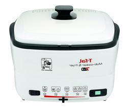 T-fal FR490051 7-in-1 Multi-Cooker and Deep Fryer with Nonst