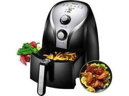 Air Fryer, 1500W Electric Deep Fryer, French Fries Fryer, 2.