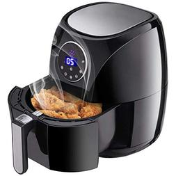 Costzon Air Fryer, 3.4 Quart 1400W, Healthy Oil Free Cooking