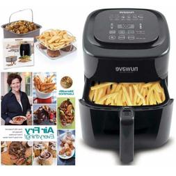 Nuwave 6 qt. Air Fryer with Gourmet Accessory Pack and Air F