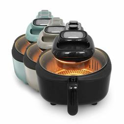 Air Fryer Deep Fryer Oil Free Top Glass Viewing 5QT Basket V