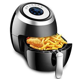 Air Fryer Deep Oven Cooker  Programmable Electric Powered Ma