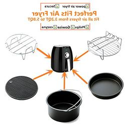 Air Fryer Accessories Set Especially for Phillips Gowise and