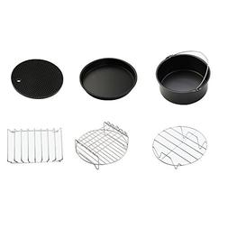 Air Fryer Accessories,niceeshop Deep Fryer Air Fryer Parts f