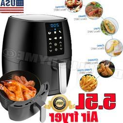 Air Fryer Large Hot Air Deep Fryer Multifunction Fryer With