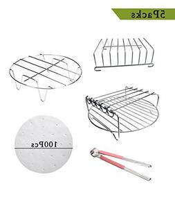 Befound Air Fryer Large Racks Accessories Kit, Fit for Phili
