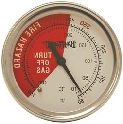 Bayou Outdoor Analog 2 In. Stainless Steel Fryer Thermometer