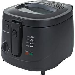 Brentwood Appliances Df-725 2.5-liter Deep Fryer; 1500-watt