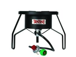 "Bayou Classic High/Low Outdoor Gas Cooker 14"" W Cooking Surf"