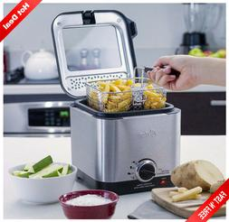 Best Home Deep Fryer Electric Commercial French Fried Maker