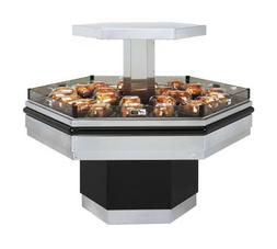 Bevles-BKI Hexagon Island Display Warmer - BHI-5