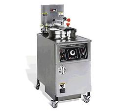 Bevles-BKI Pressure Fryer - LPF-F