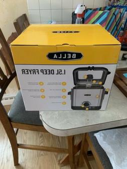 BRAND NEW IN BOX Bella Deep Fryer