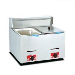BS-72 Benchtop Gas Double Cylinder Double Screen <font><b>Fr