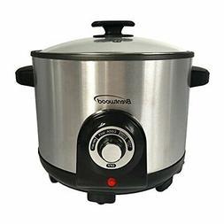Brentwood BTWDF706 5.2-Quart Electric Deep Fryer & Multicook